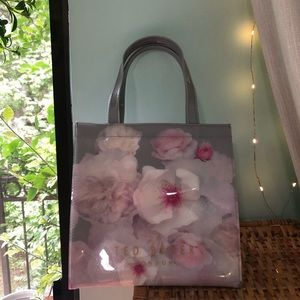 Ted Baker Floral PVC Tote